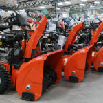 Snow Blowers & Lawn Mowers